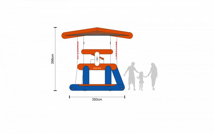 aquafun Junior Line Lifeguard